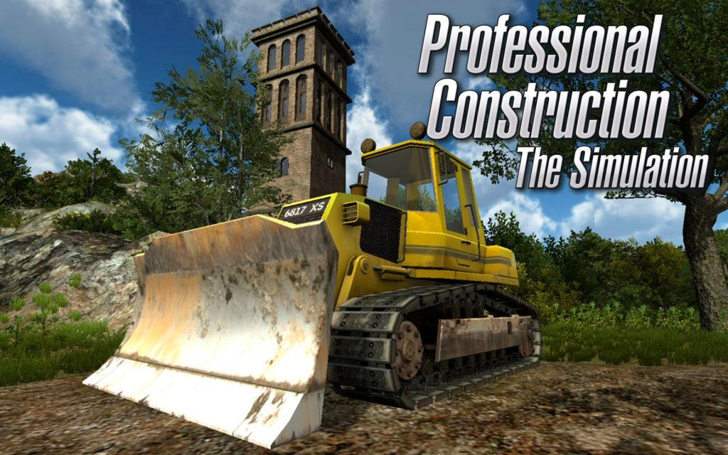 1.Construction Simulator Pro 2017