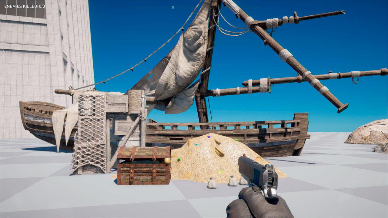 Assassin's Creed IV: Пиратское сокровище черного флага
