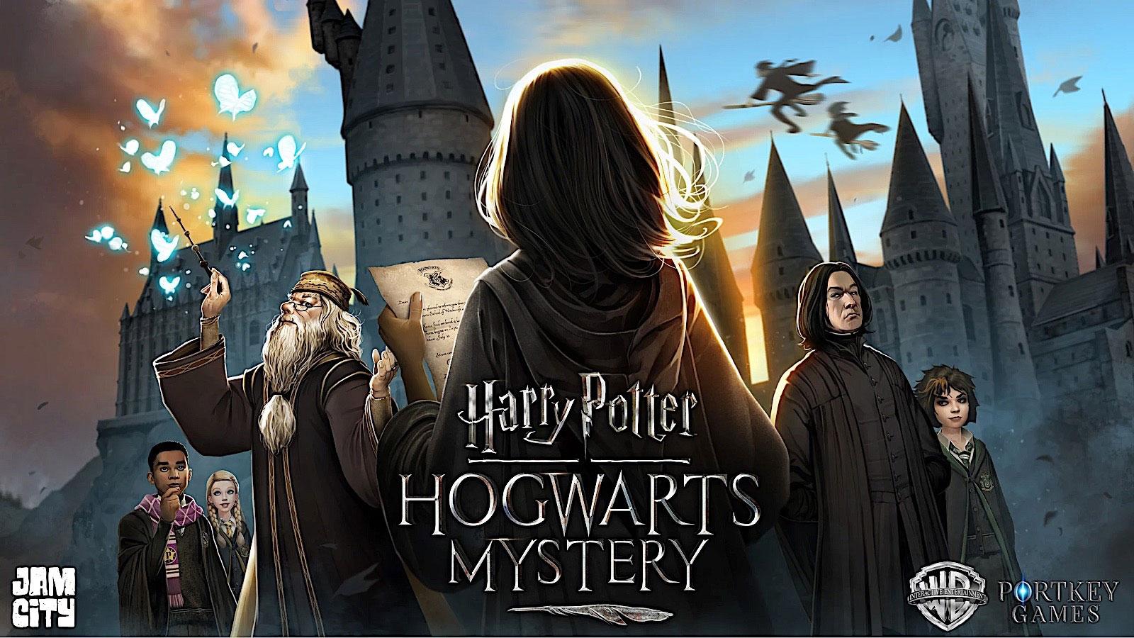 Гарри-Поттер новая игра