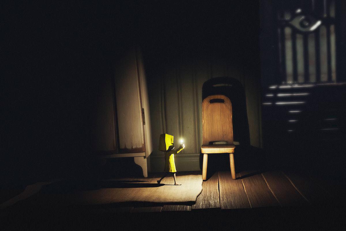 Главный герой Little Nightmares - маленькая девочка