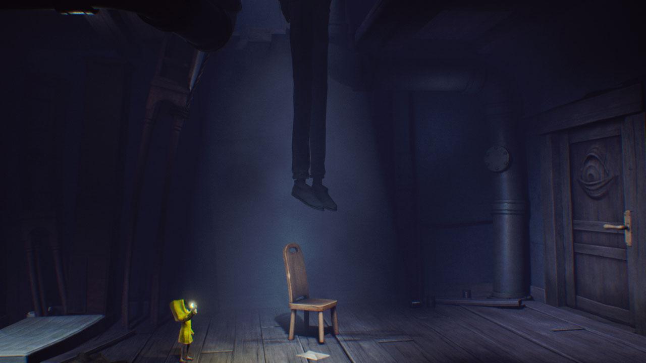 Окончание игрыLittle Nightmares мрачное и неожиданное