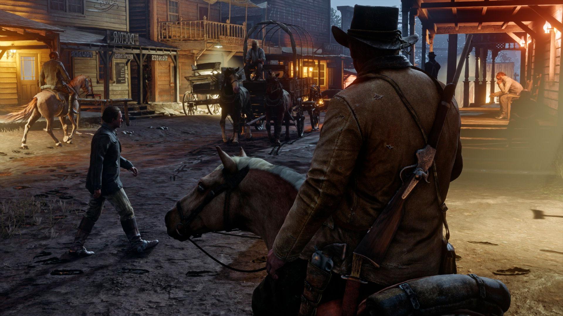 Почему Red Dead Redemption 2 - лучшая игра последней половины десятилетия