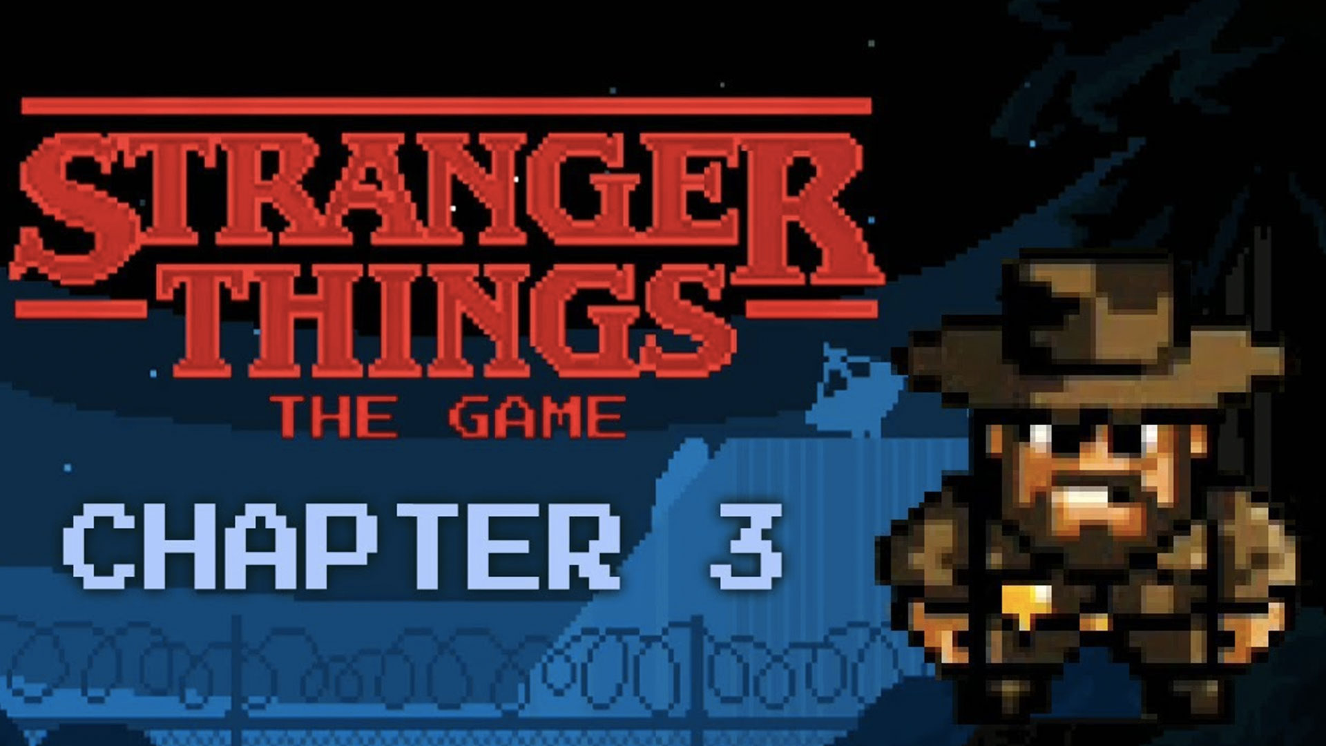 Stranger Things 3: Game