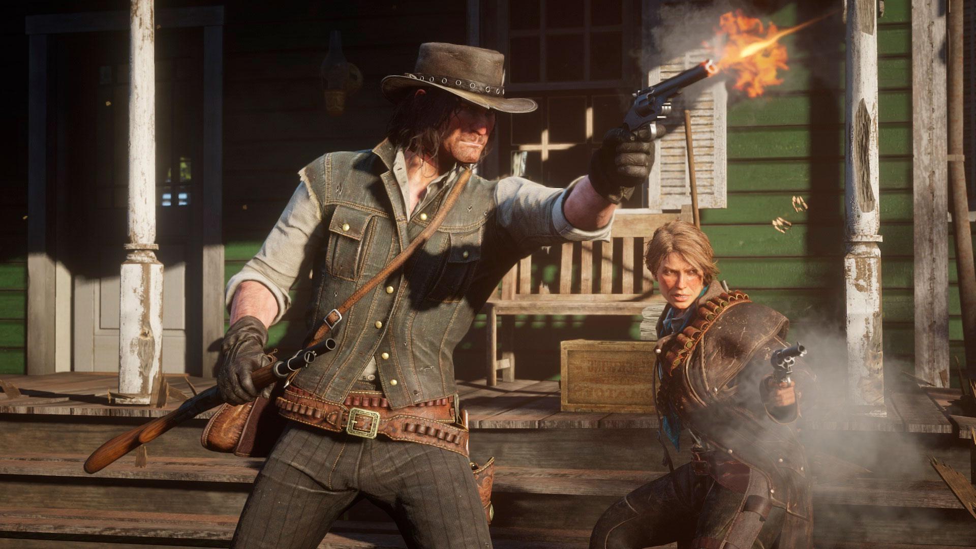 Факты о выходе Red Dead Redemption 2 на ПК
