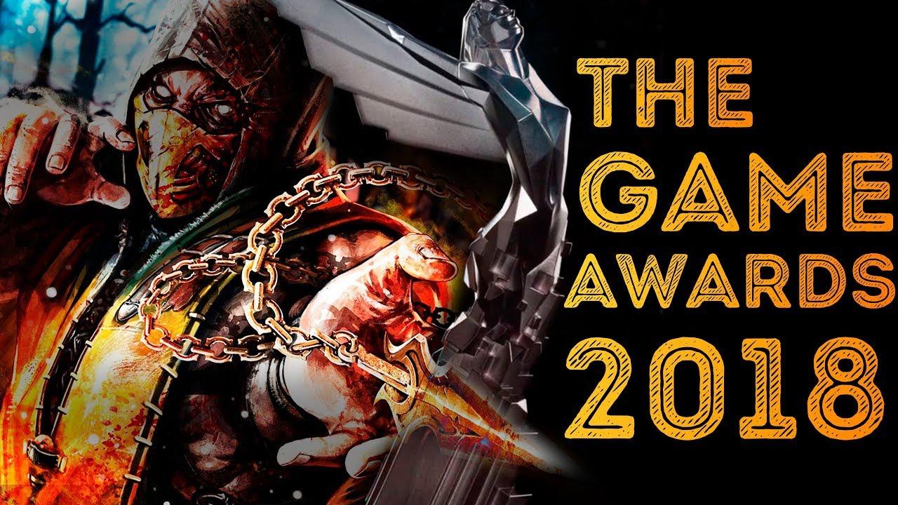 Что вы пропустили на выставке THE GAME AWARDS 2018