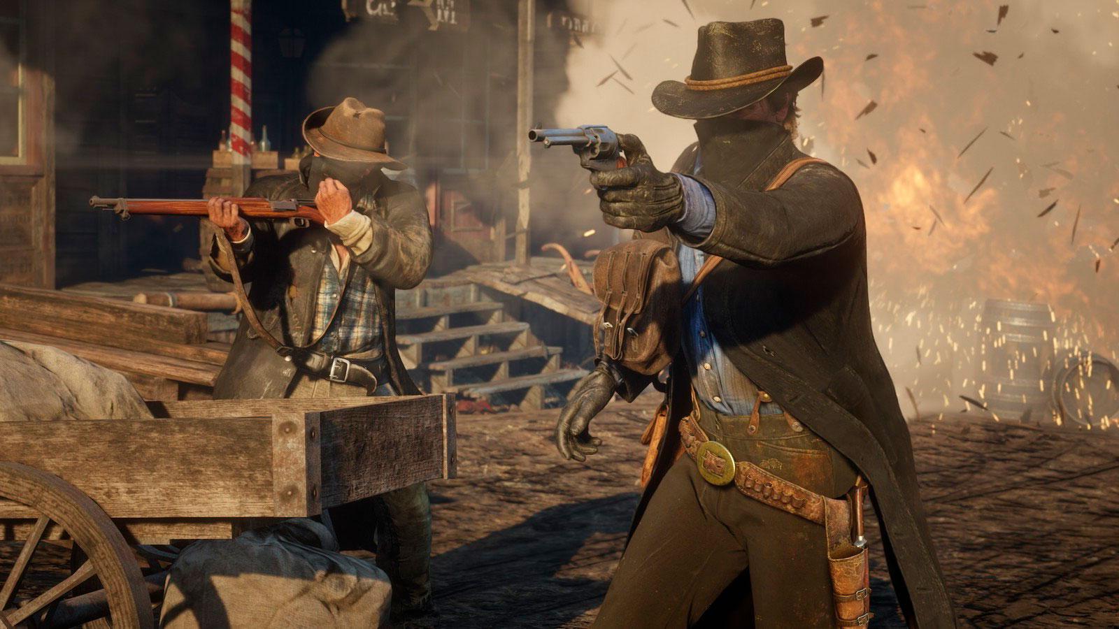 Red Dead Redemption 2 на Персональном Компьютере