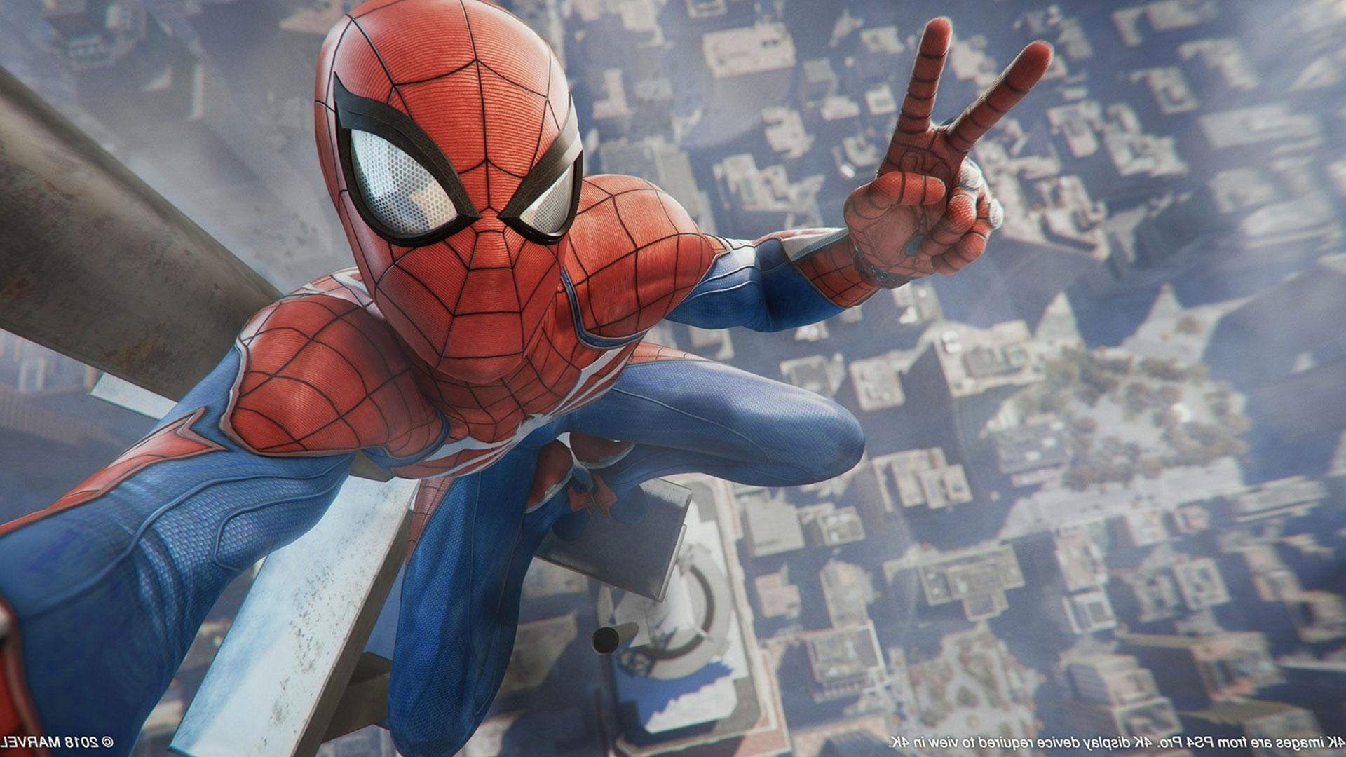 Человек-паук Marvel