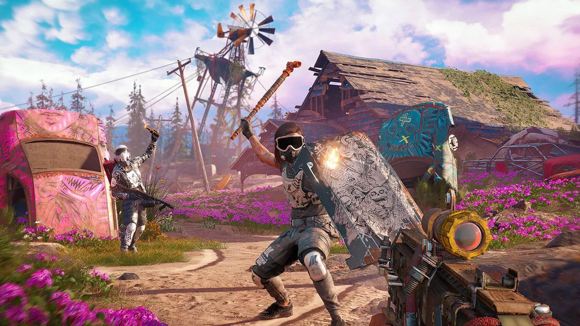 Что такое Far Cry New Dawn?