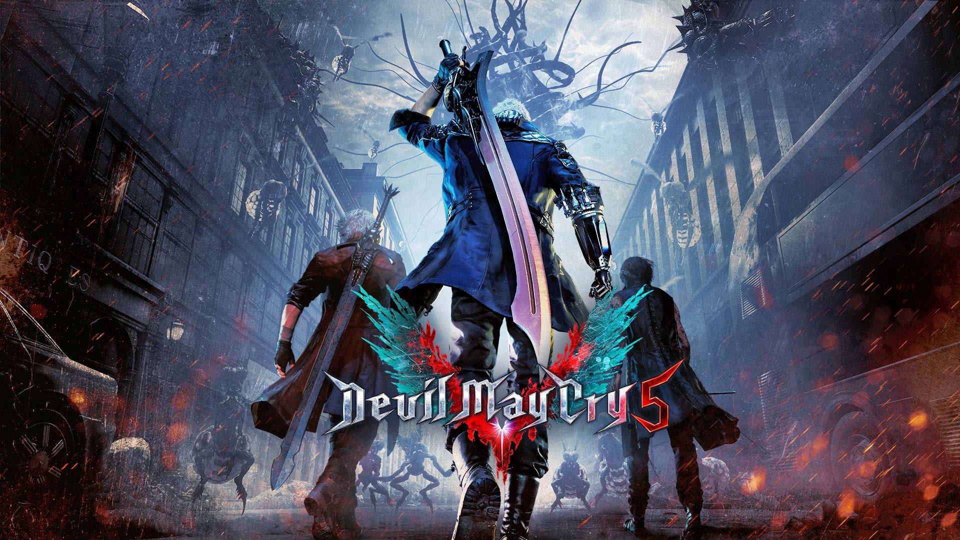 DevilMayCry5