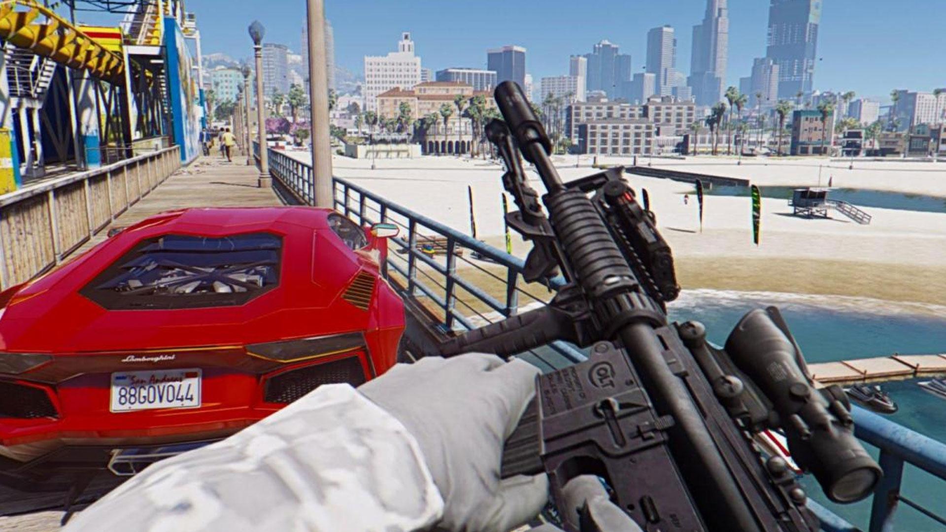 Слухи GTA 6