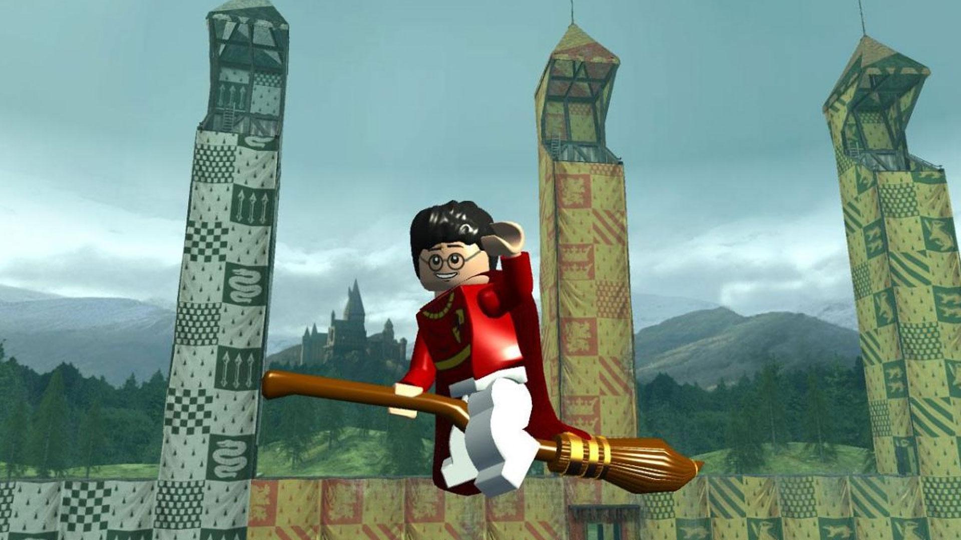 Плюсы игры LEGO Harry Potter: Years 1-4