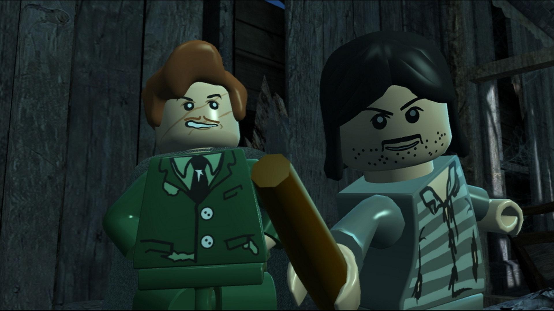 Минусы игры LEGO Harry Potter Years 1-4