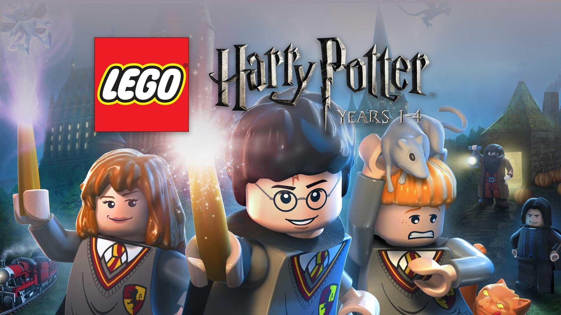 Подробный обзор игры LEGO Harry Potter: Years 1-4 - плюсы и минусы