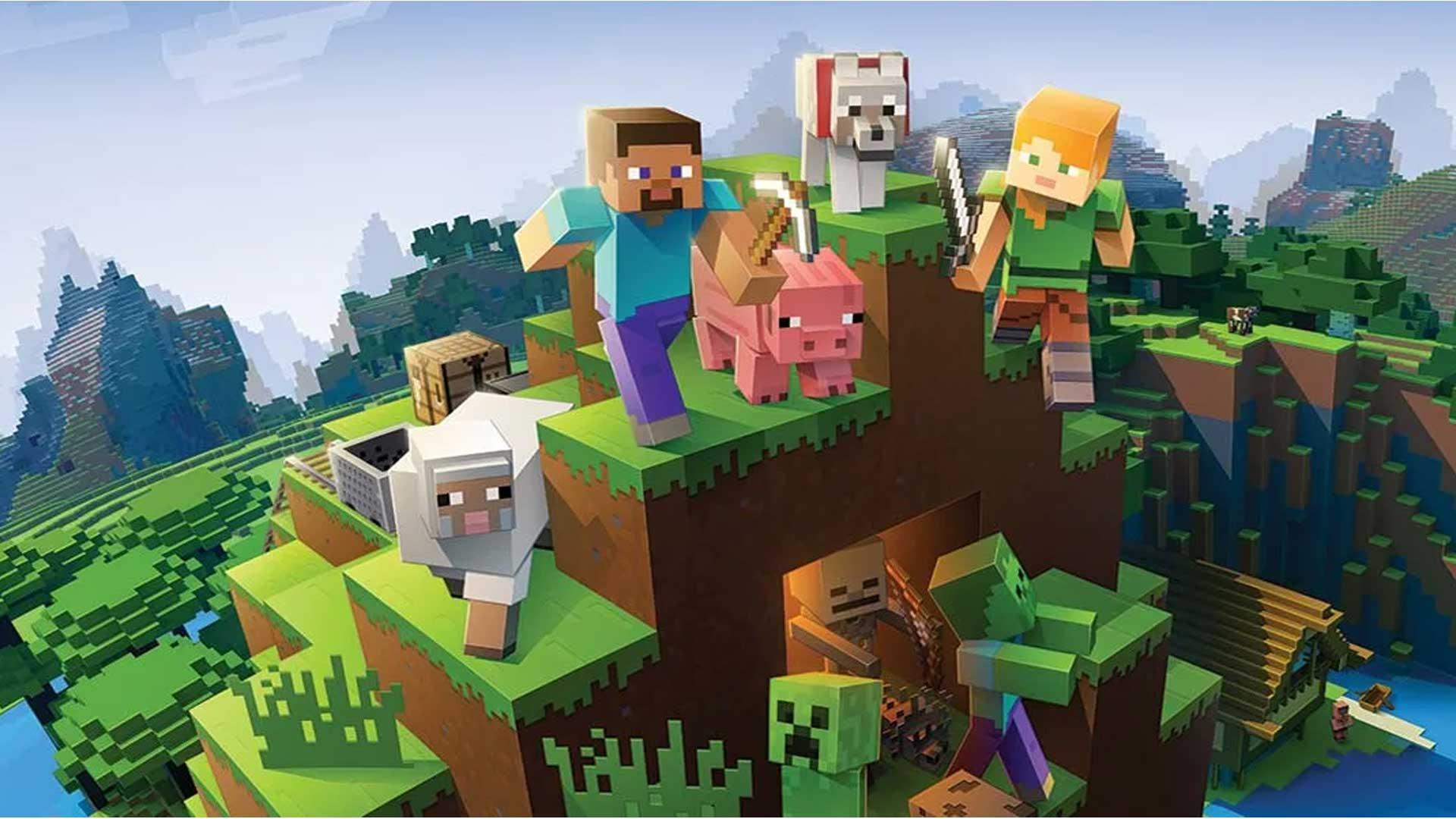 Обзор игры Minecraft - плюсы и минусы игры, сюжет