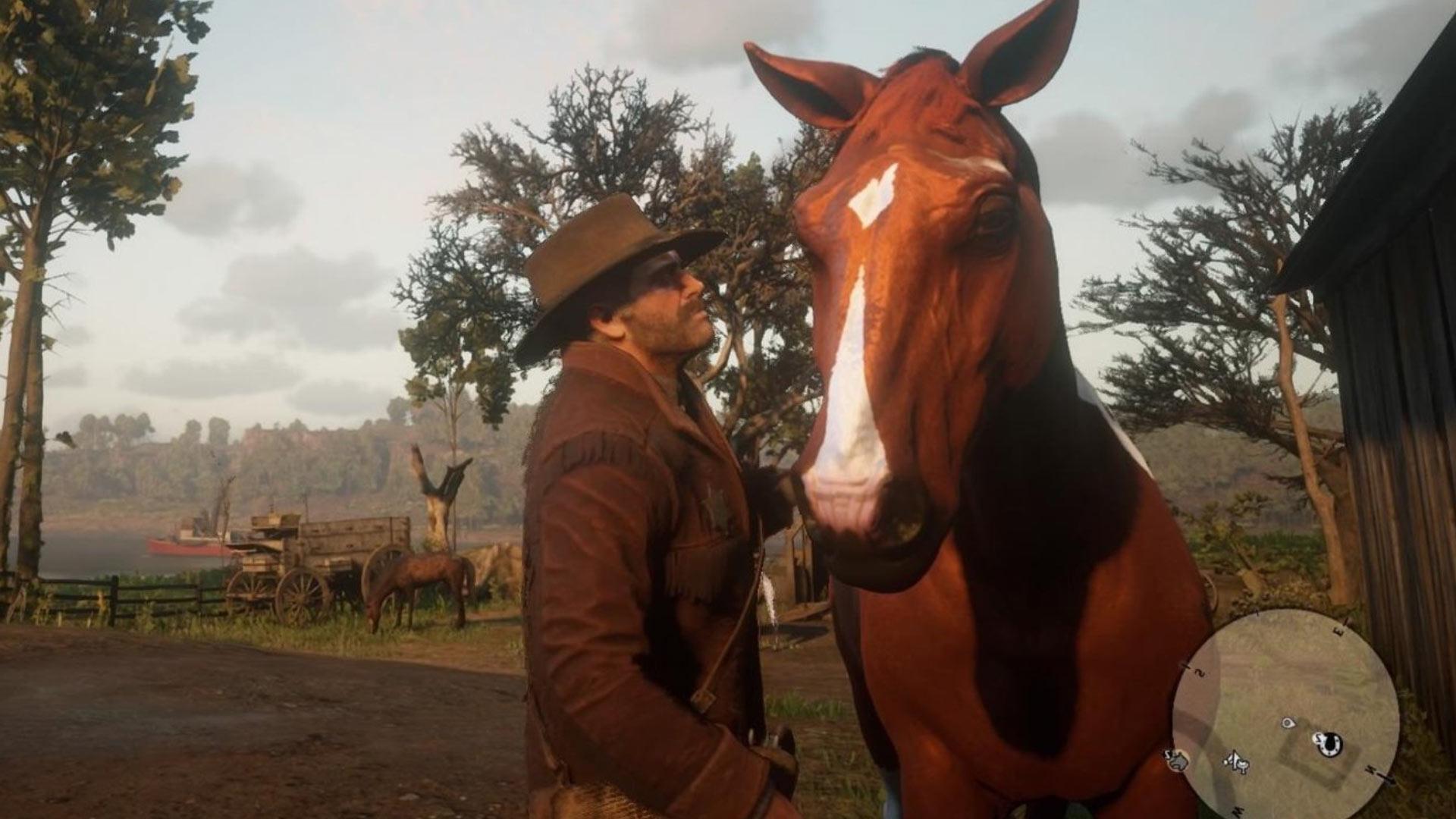 Лошадь и любовь
