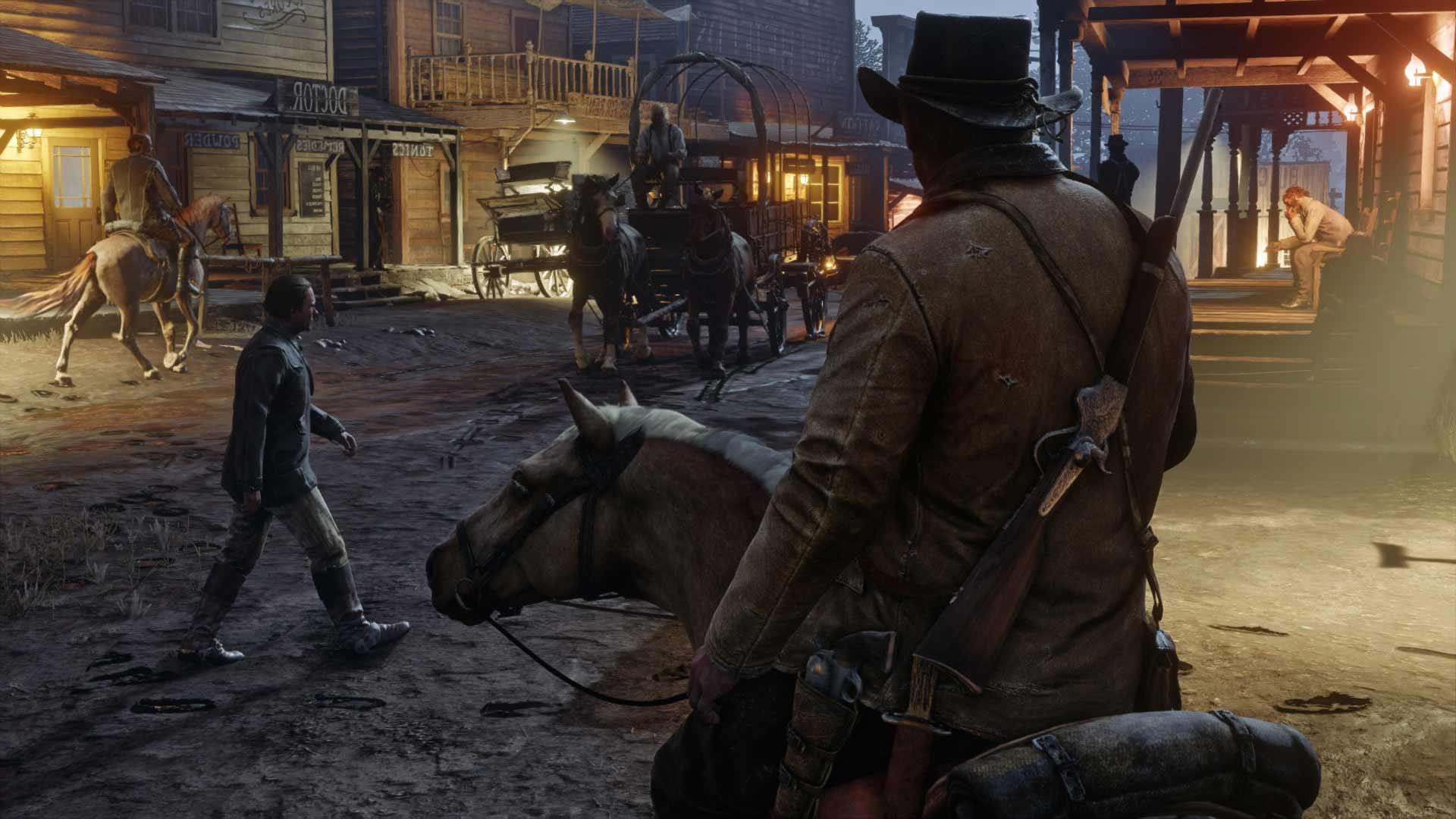 Red Dead Redemption(RDR) список пожеланий