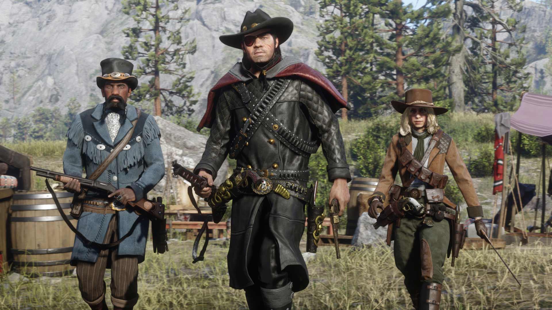 Платформа Red Dead Redemption 3: