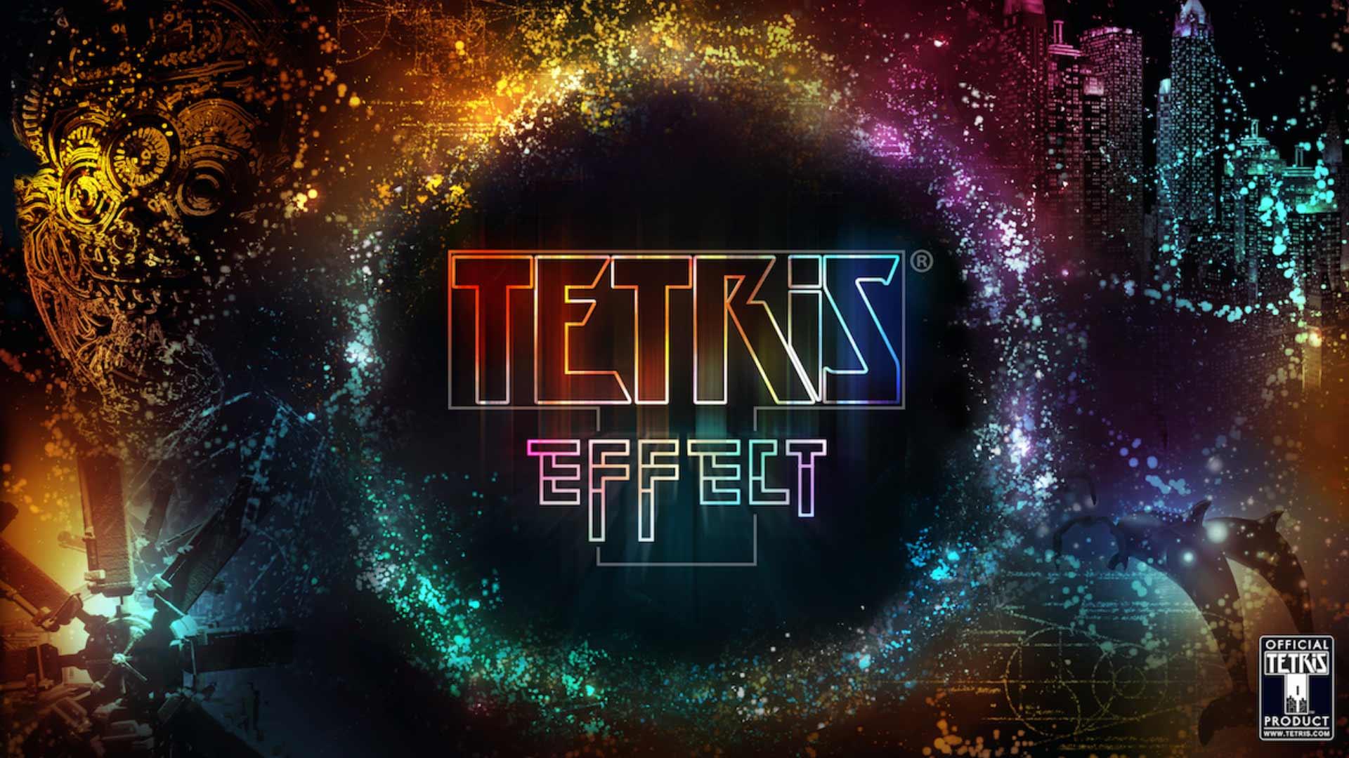 Тетрис ( Tetris Effect )