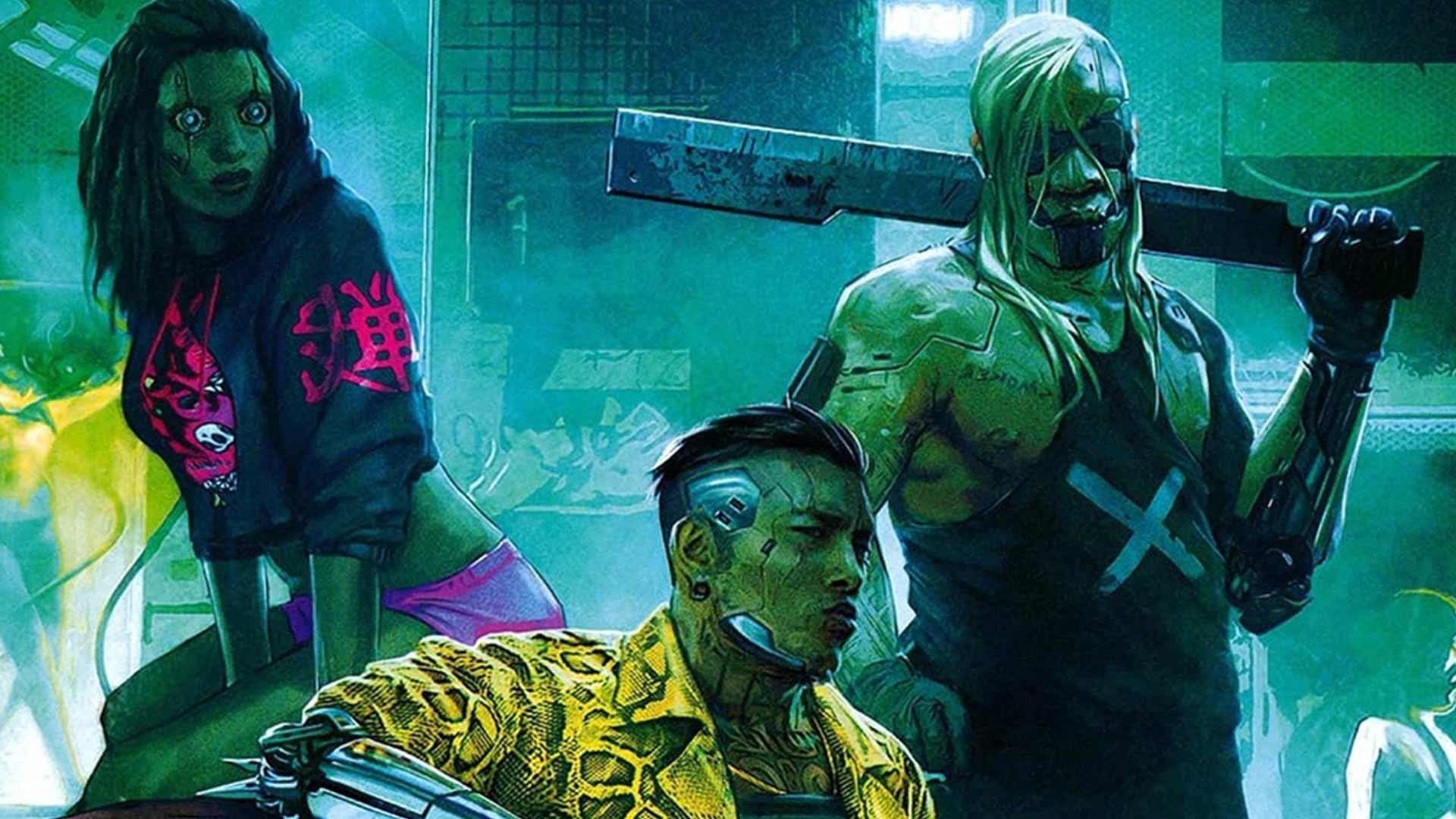 Какие последние новости о Cyberpunk 2077?