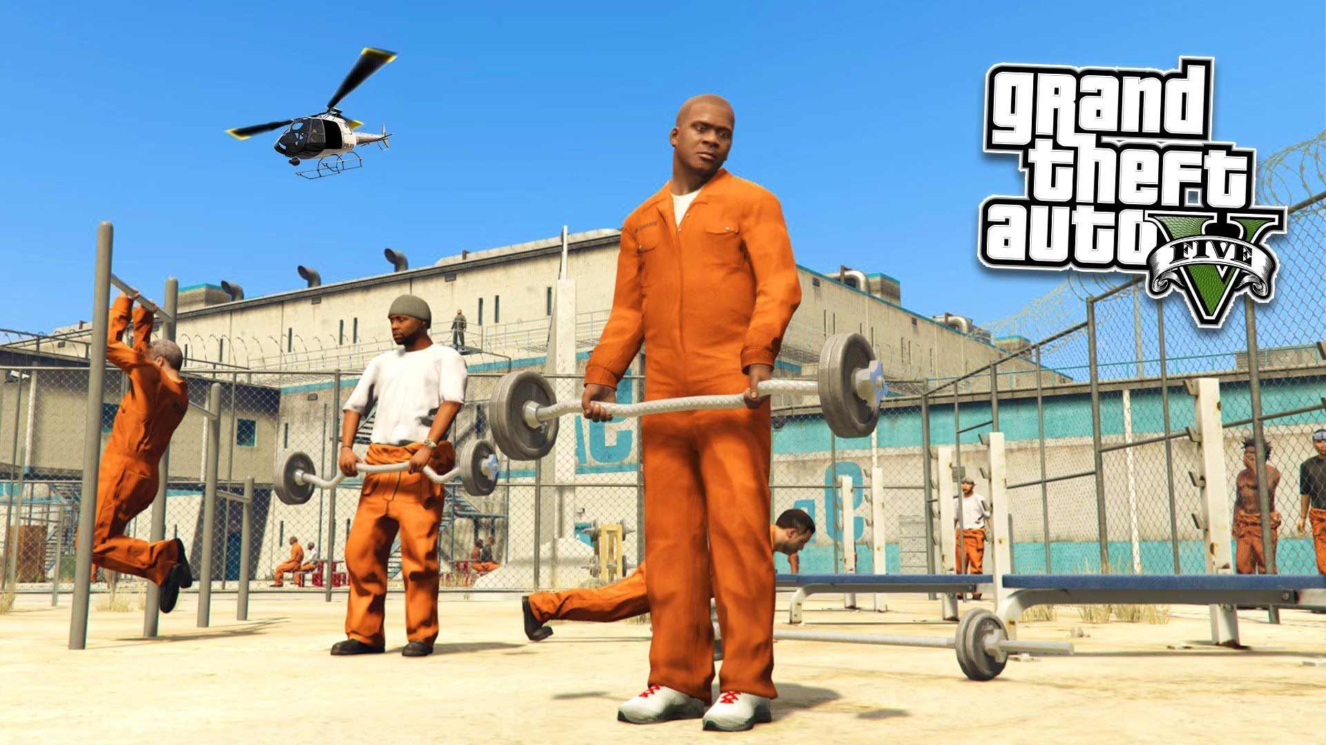 Заплати за свои преступления, отправившись в тюрьму