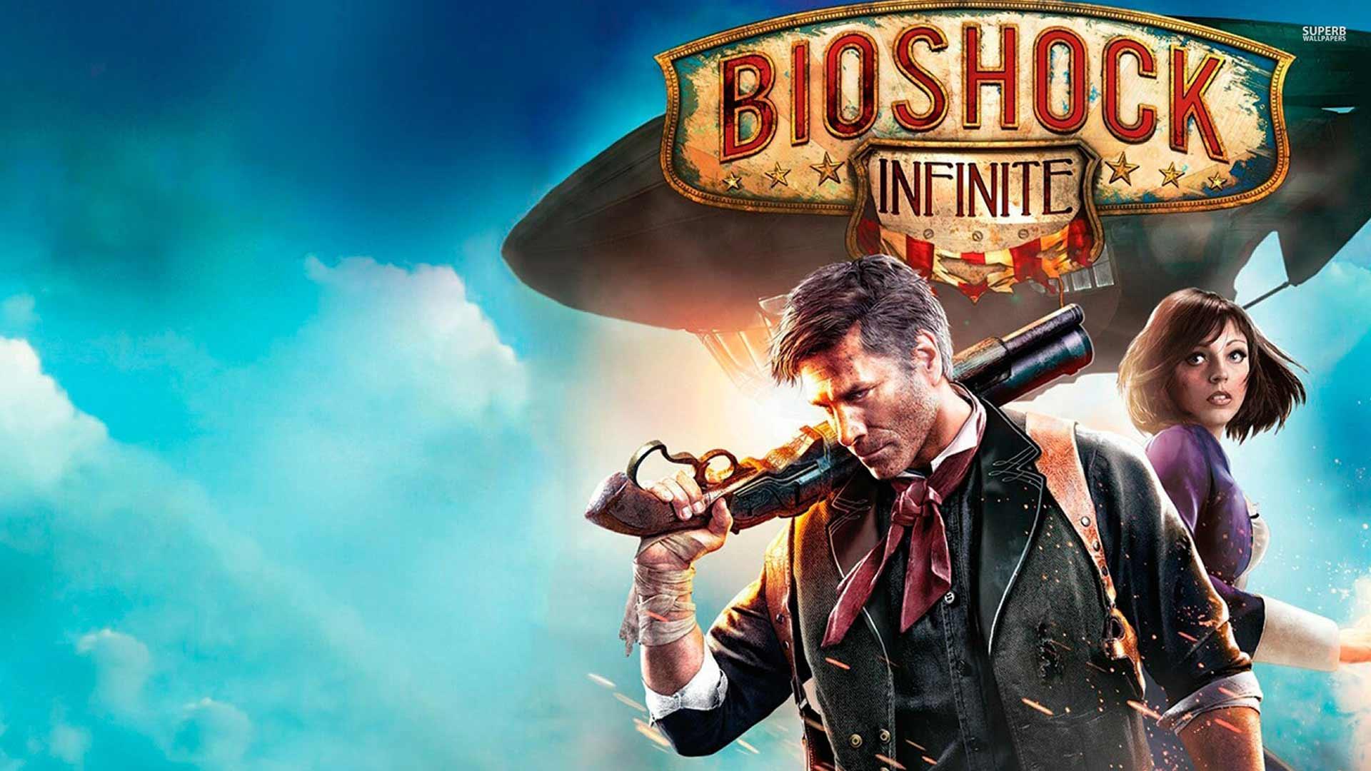 Элизабет в BioShock Infinite изначально была безмолвным персонажем