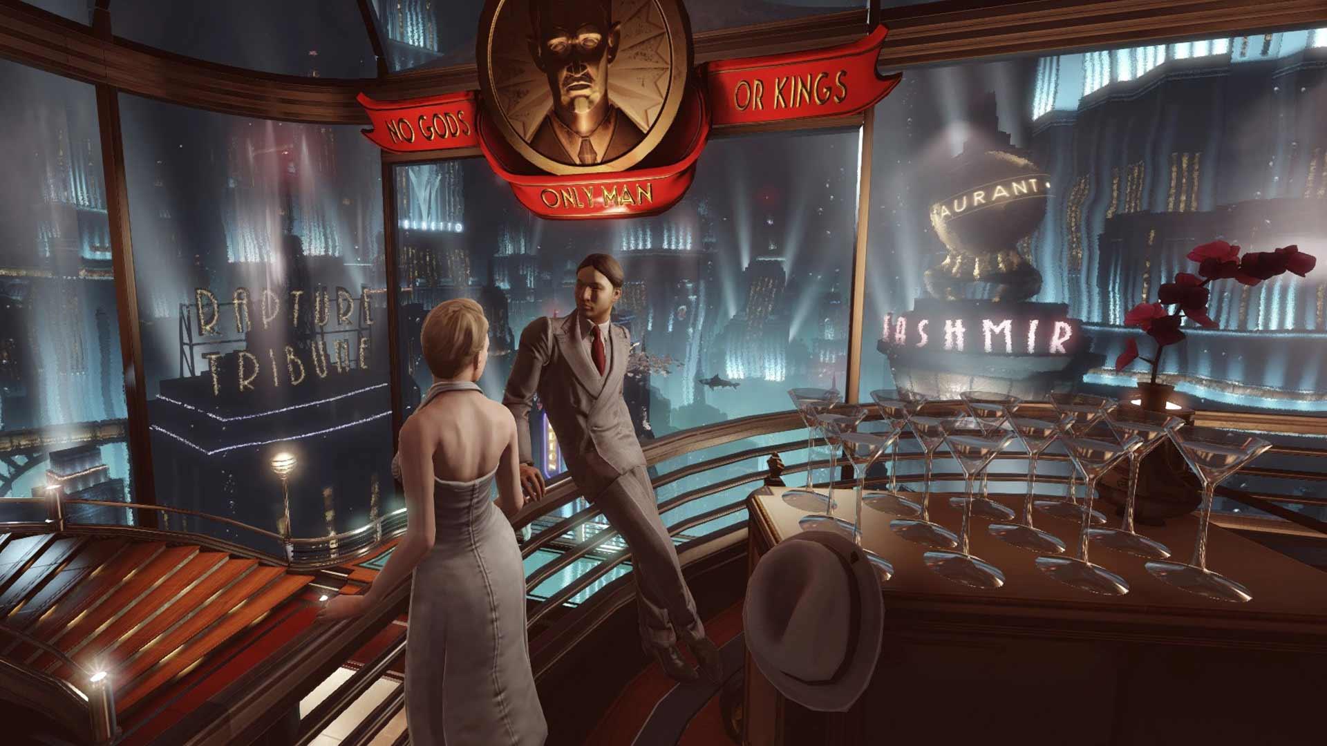 Фаренгейт 451 упоминается во всех играх разработчиков BioShock