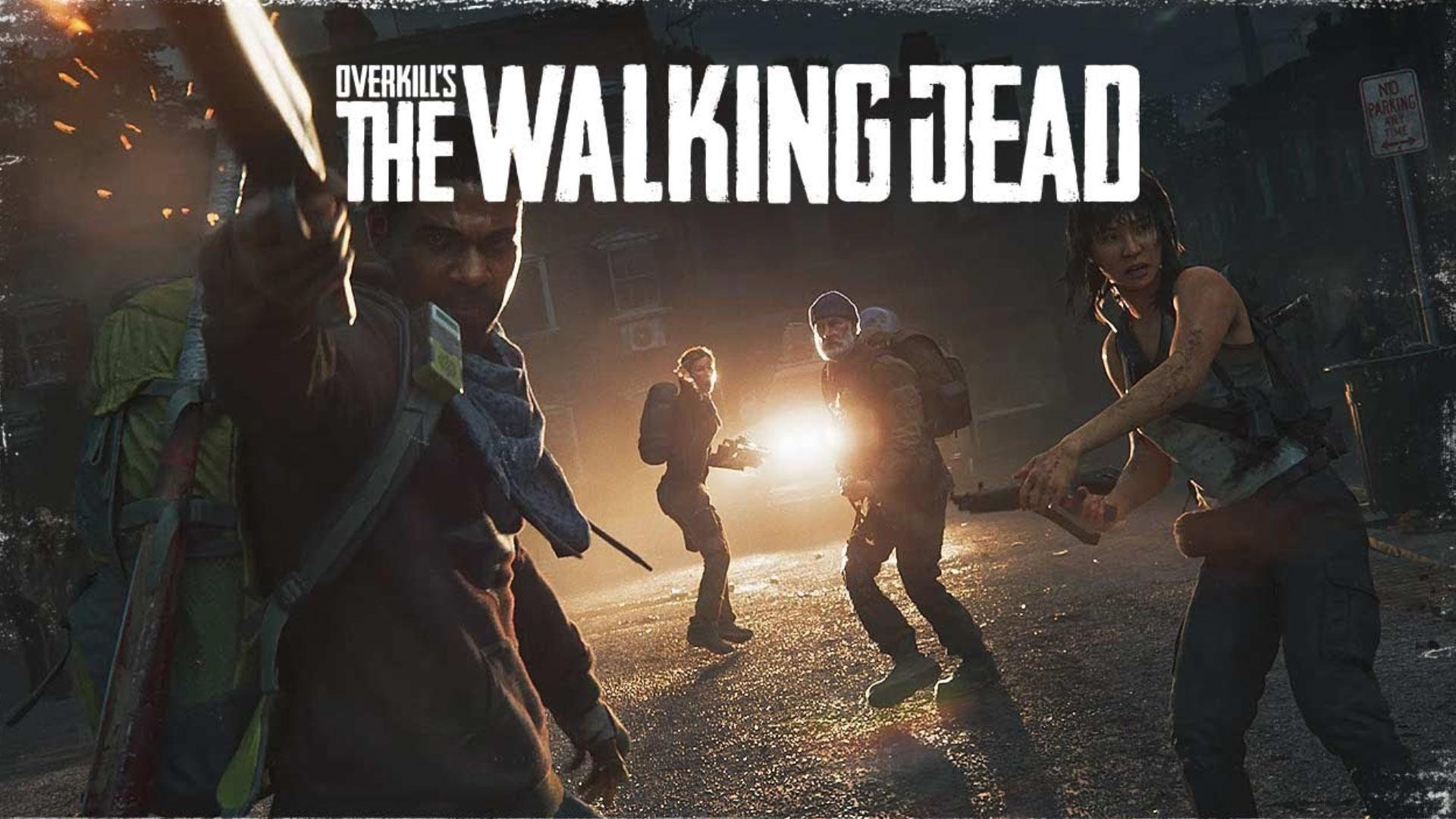 Overkill -The Walking Dead