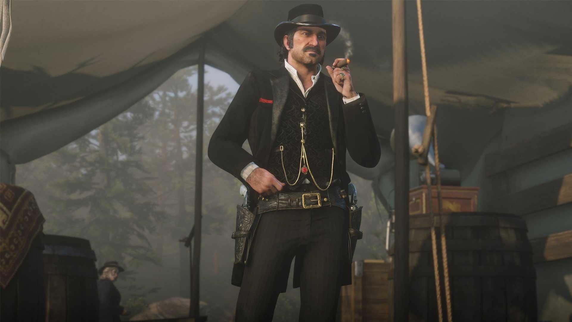 Red Dead Redemption 2 Gold Bar глюк - это легкие деньги