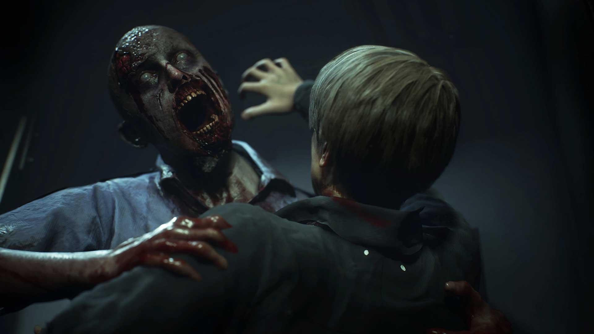 Resident Evil 2 Детали сюжета