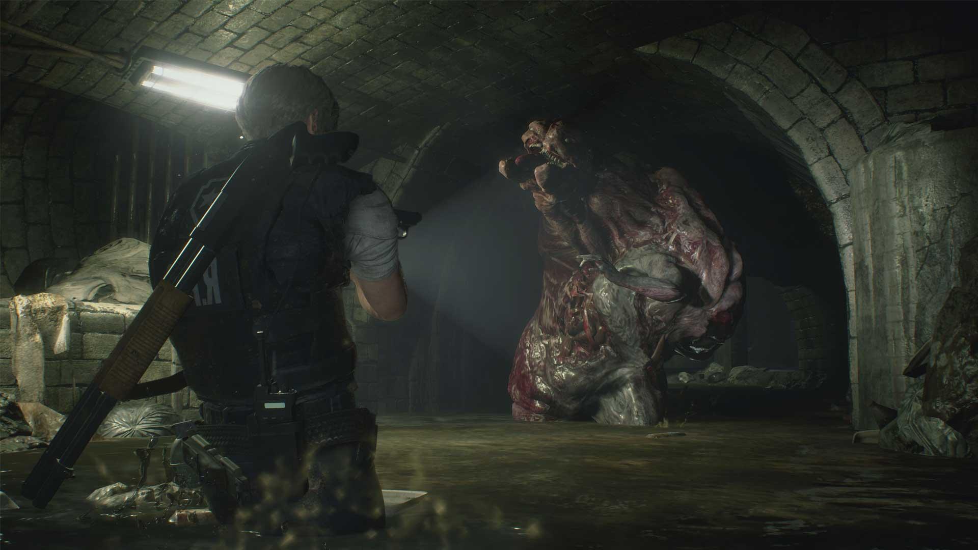 Resident Evil 2 Режимы игры