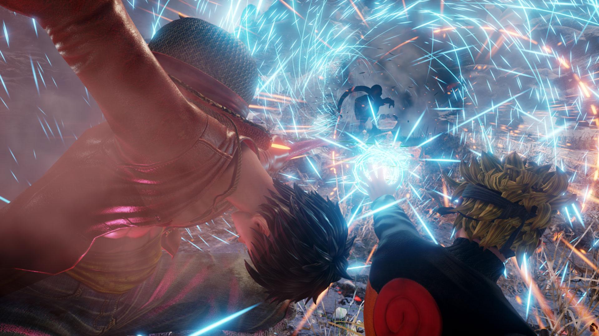 Jump Force - достаточно не плохая игра, с красивой графикой с увлекательными боями