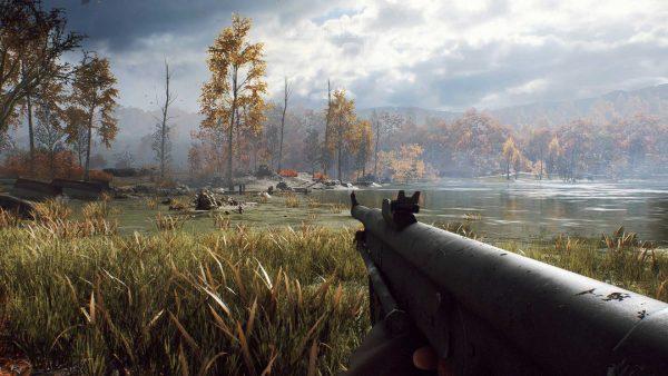 Обзор Battlefield 5