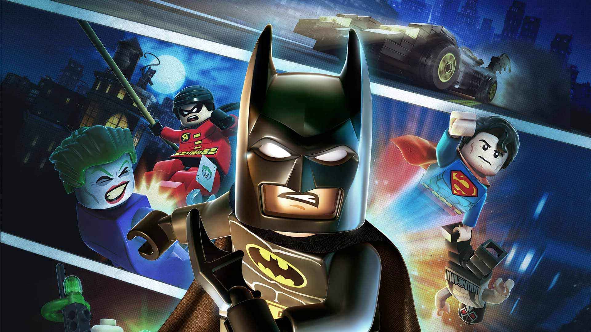 Серия LEGO Batman