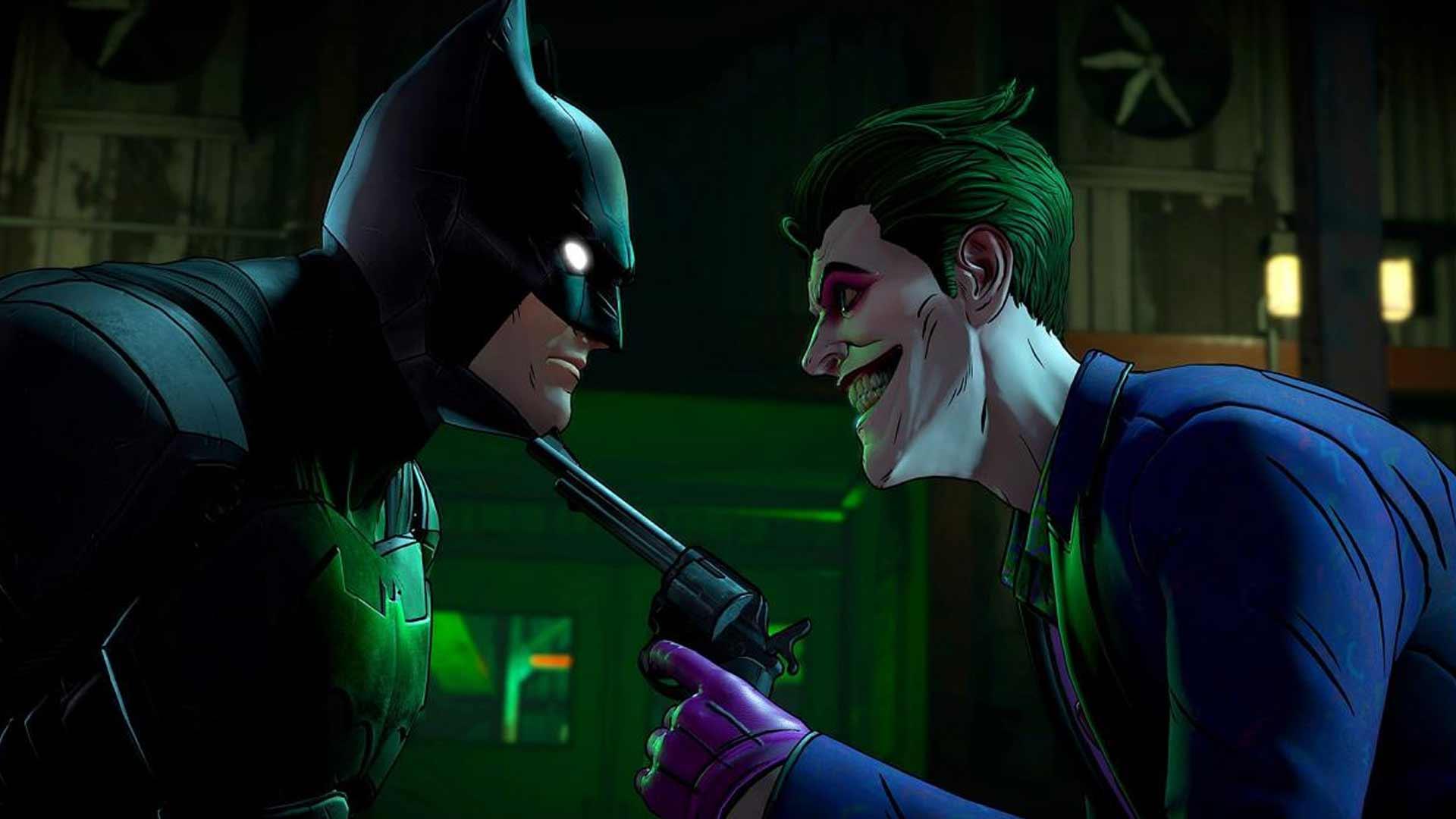 Серия Бэтмена Telltale