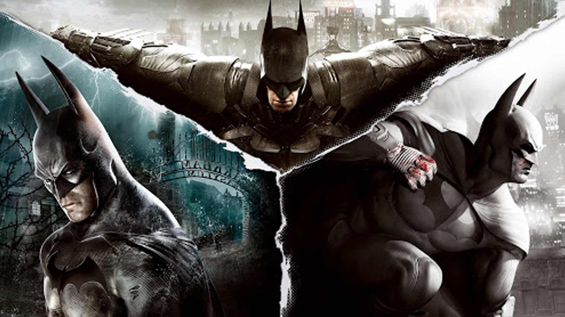 Batman: Arkham series