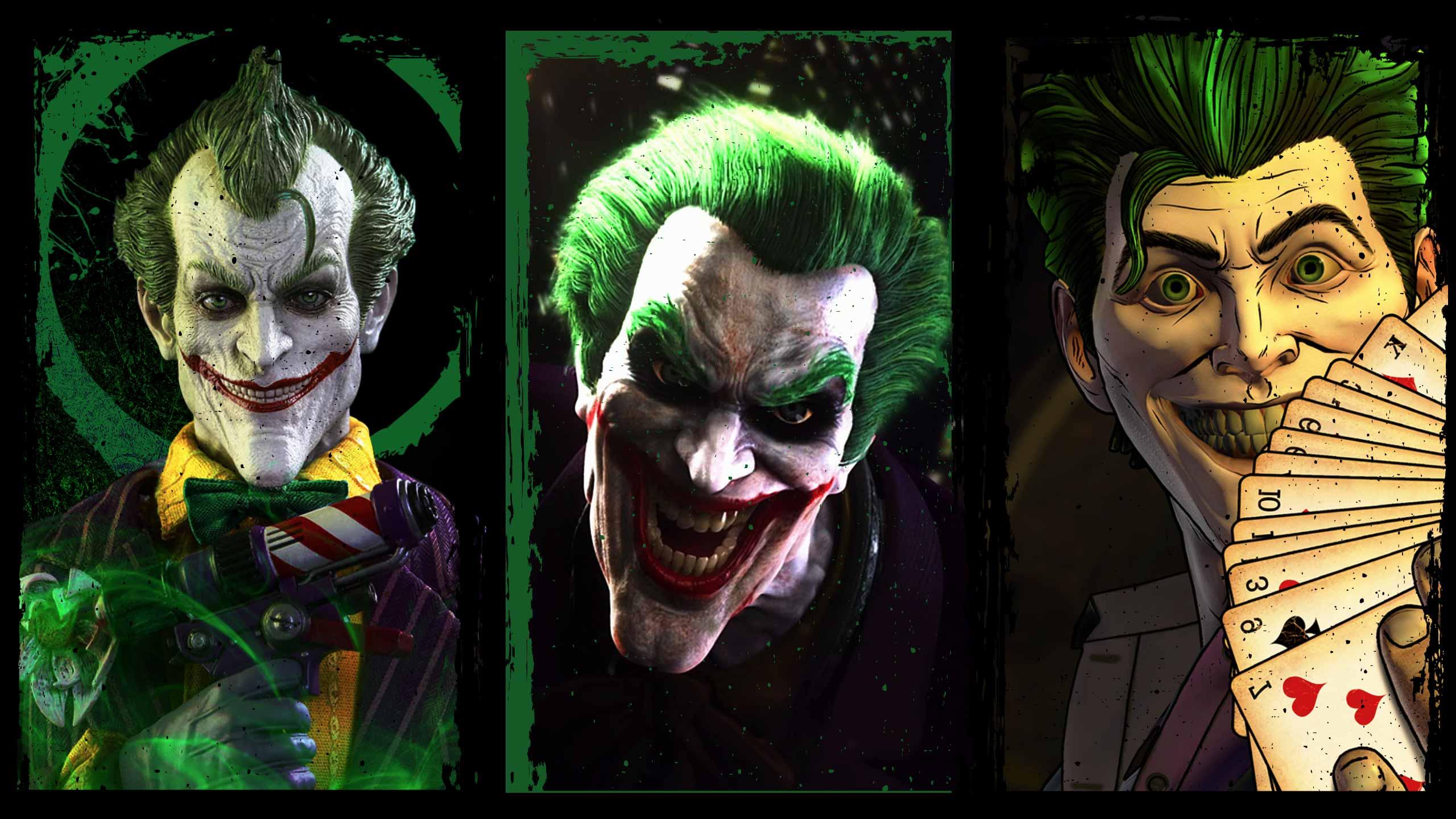 5 лучших версий Джокера в видеоиграх