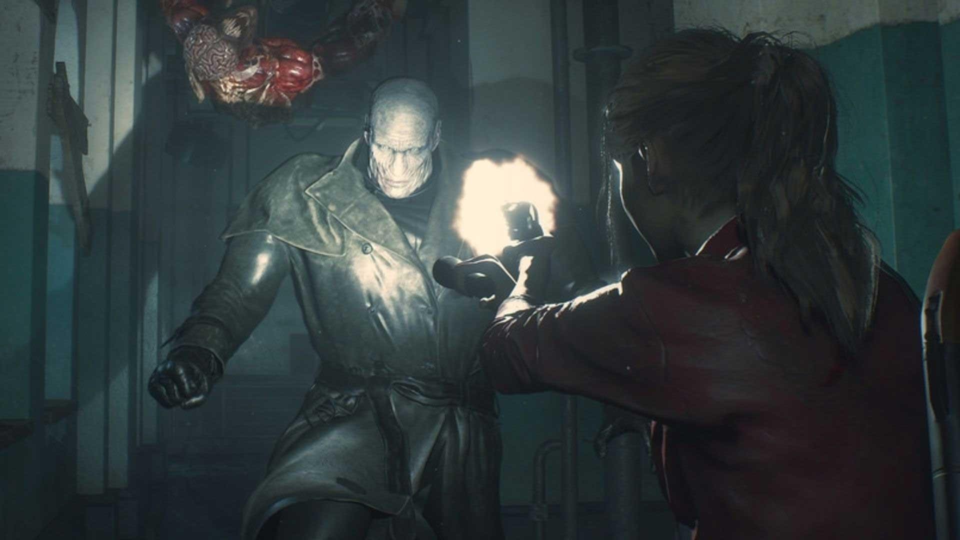 Можете ли вы убить мистера X в Resident Evil 2?