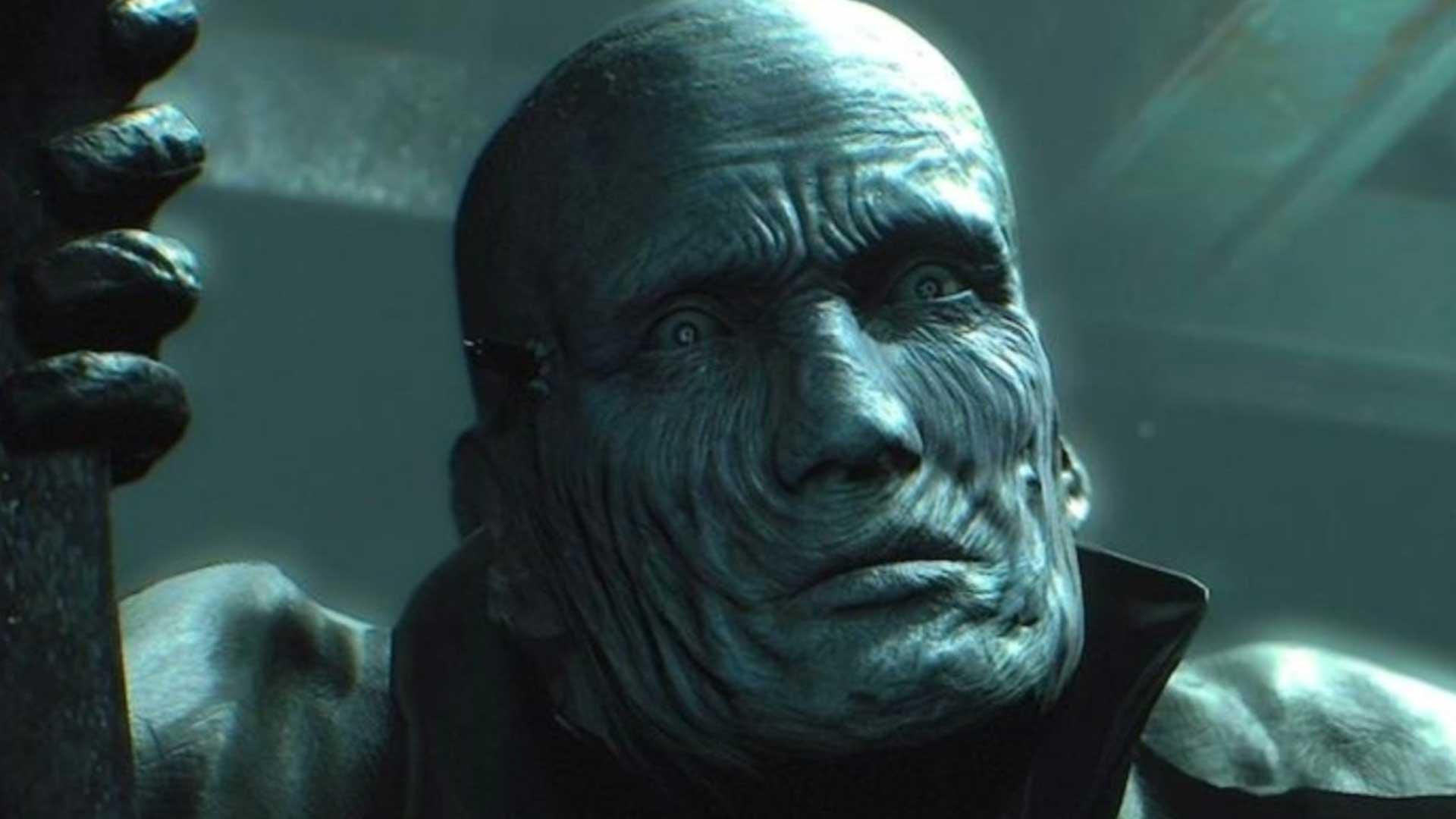 Resident Evil 2 Mr X Руководство по тирану