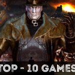 Игры на Хэллоуин | топ-10 хоррор игр