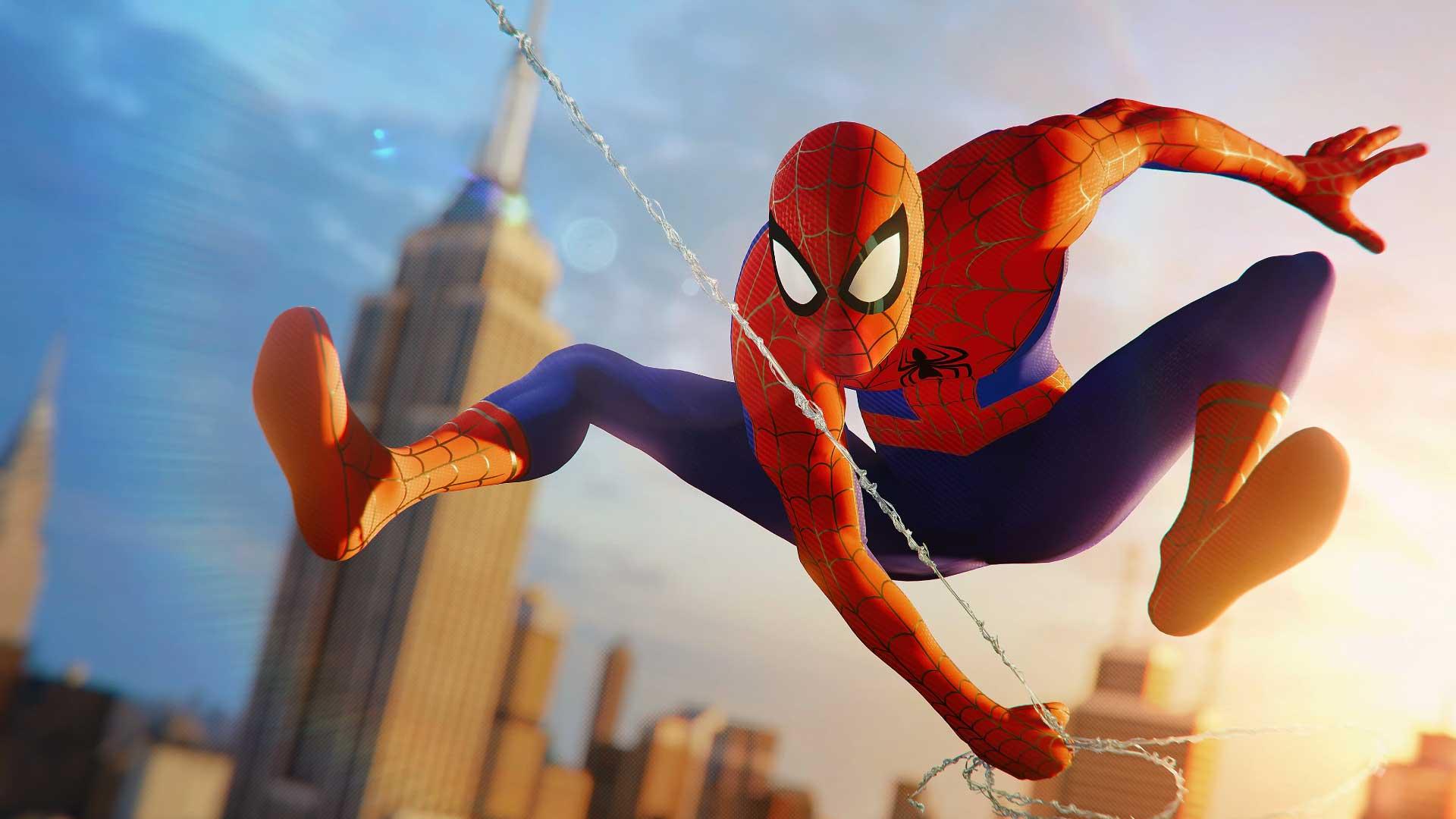 «Человека-паука» от Марвел