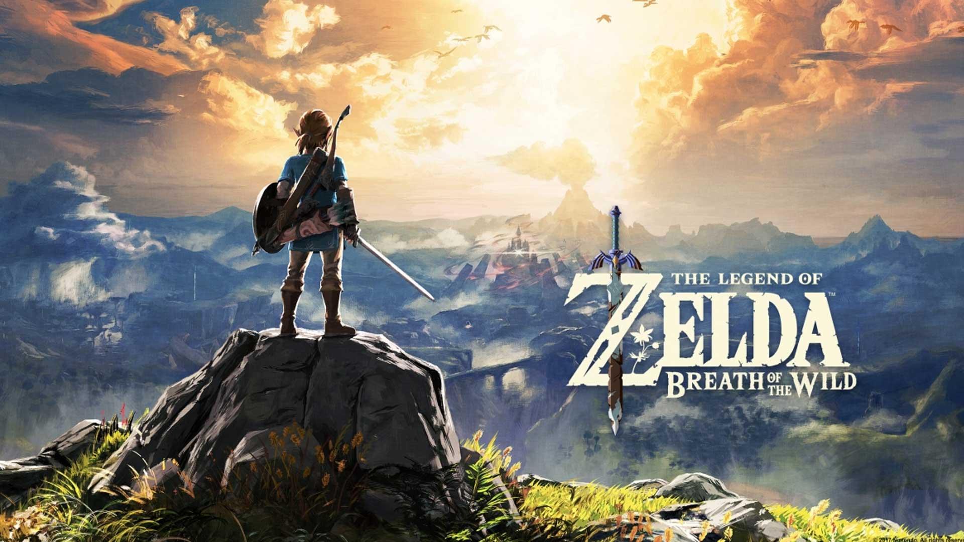 egend of Zelda: Дыхание дикой