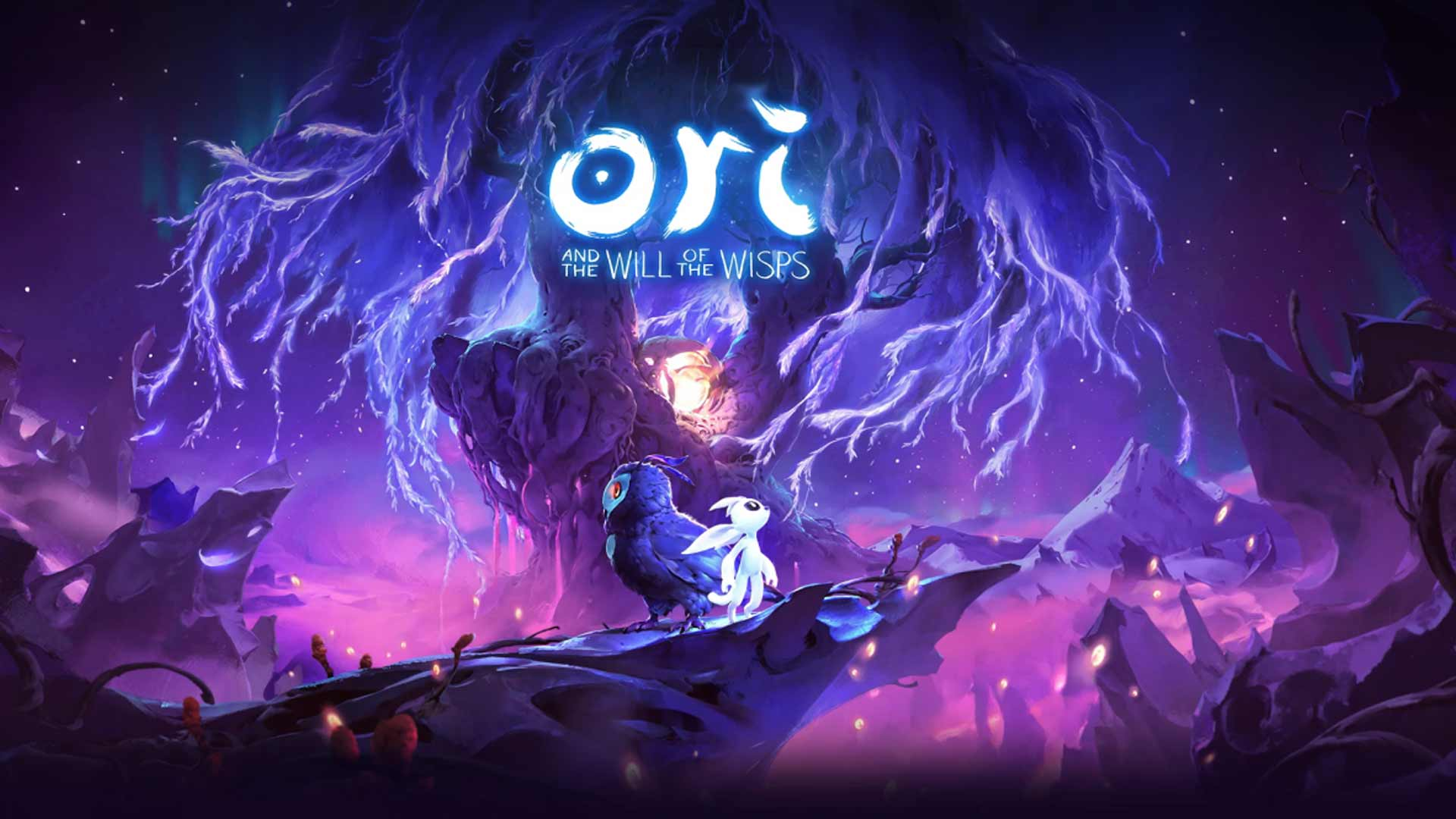 Ori и Will of the Wisps