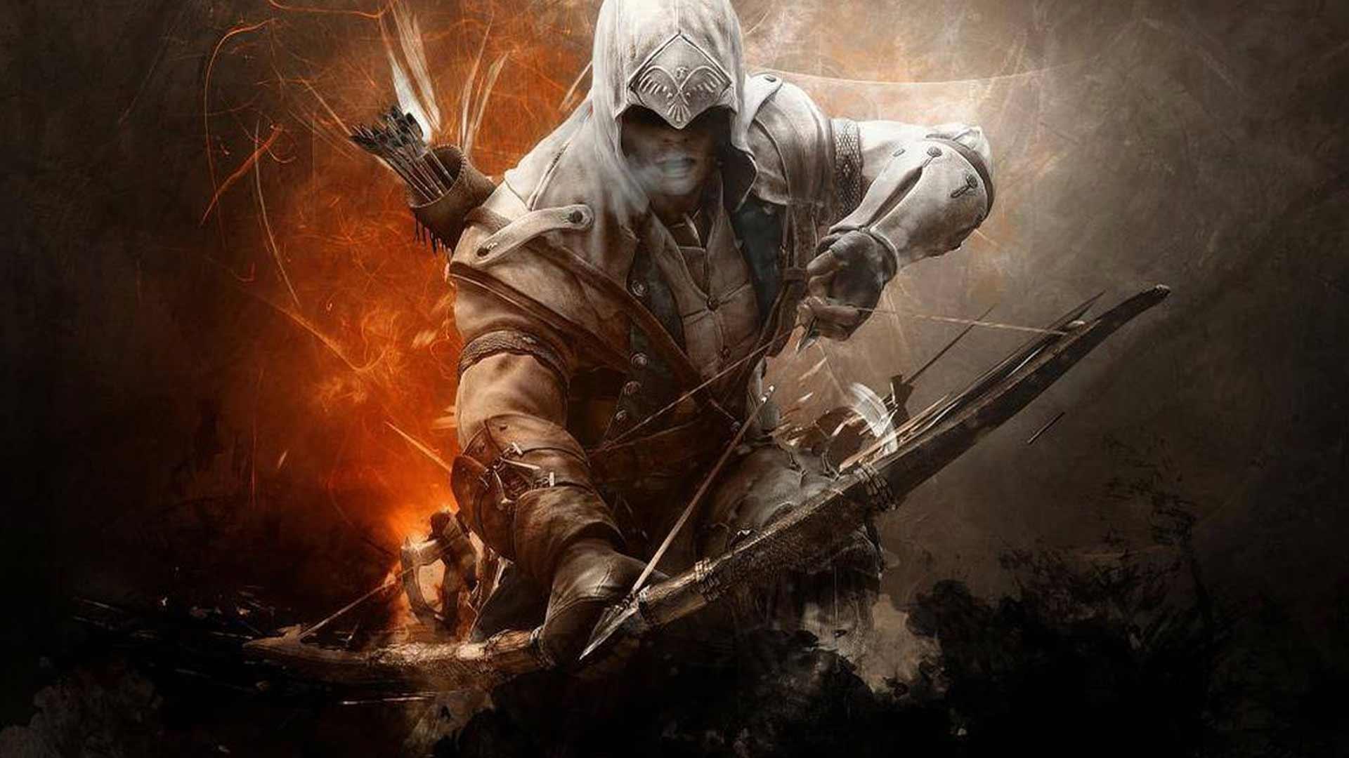 Assassin's Creed III - В поисках Великого Ключа Храма