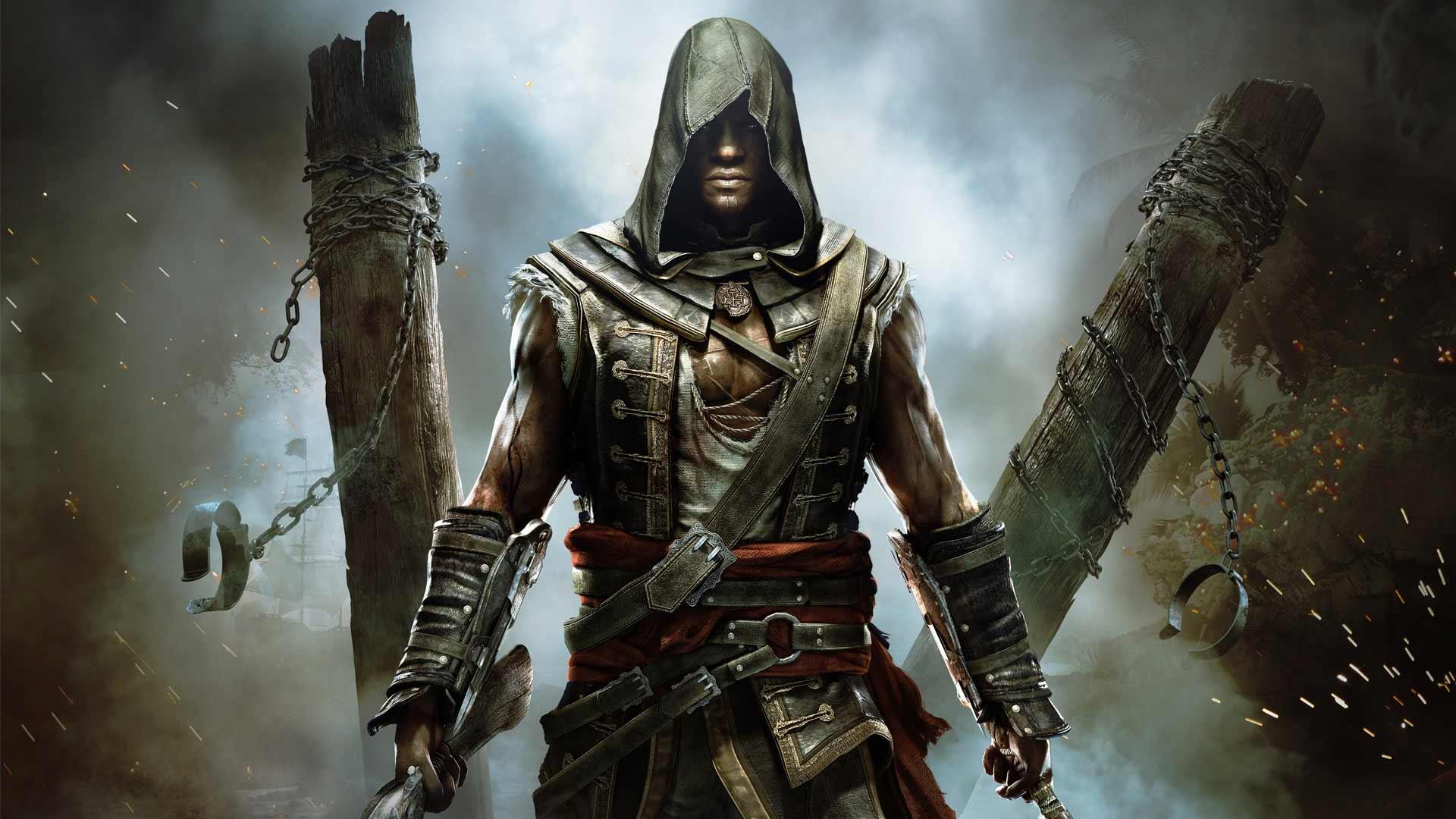 Assassin's Creed IV: Черный флаг - Добро пожаловать в Abstergo Entertainment