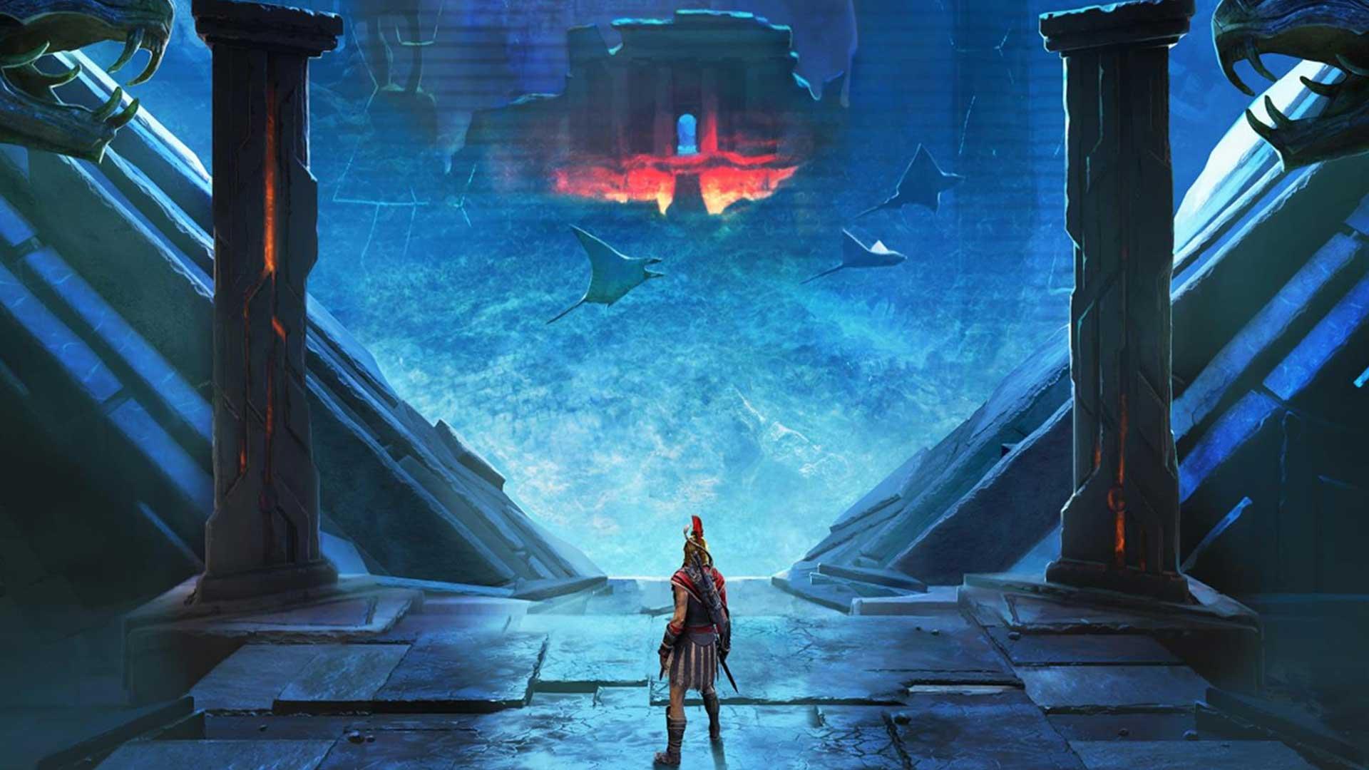 Затерянный Город Атлантиды