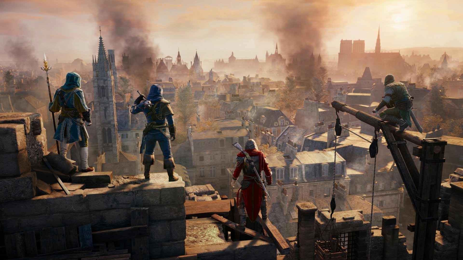 Assassin's Creed Unity - Посвященные