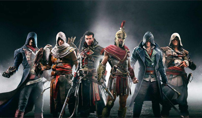 20 фактов о зарождении тамплиеров и ассасинов в Assassin's Creed