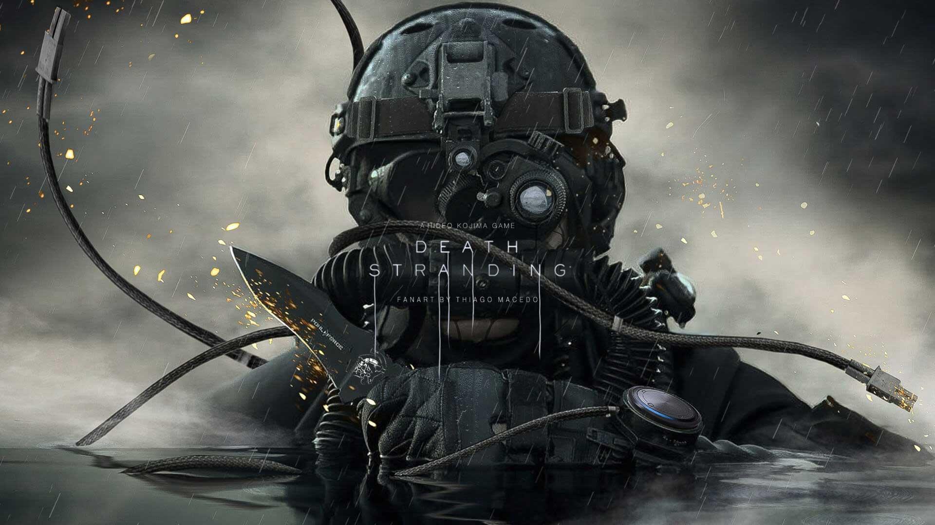 Теория Символизма и концовка в игре Death Stranding