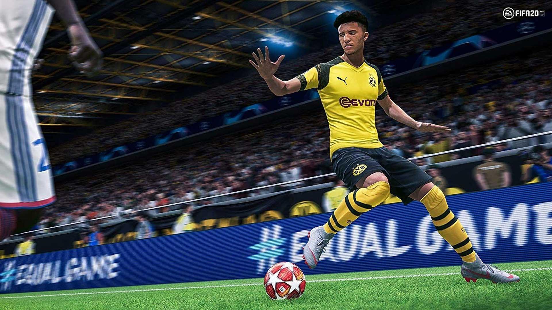FIFA 20: Legacy Edition