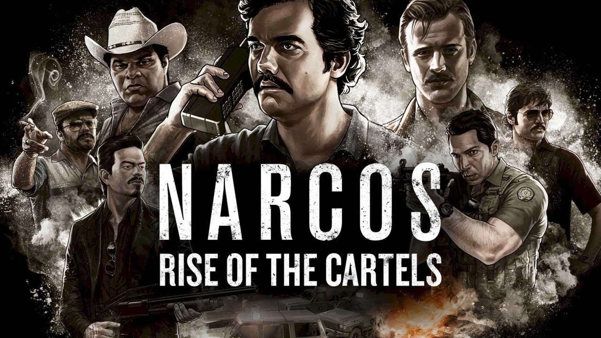 Наркос: Восстание картелей